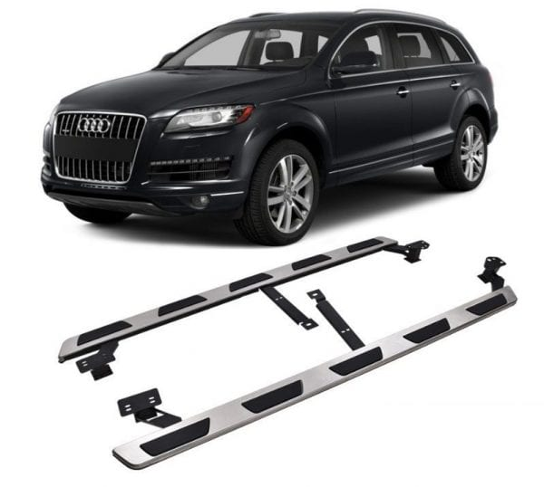 Audi-q7-oem-style-running-boards-side-steps-2007-–-2015 - chameleonsidesteps.co.uk