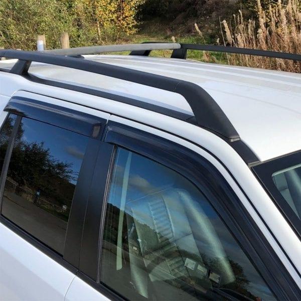 Raised Roof Rails For Use With Land Rover Freelander 2 2006 – 2014 - chameleonsidesteps.co.uk