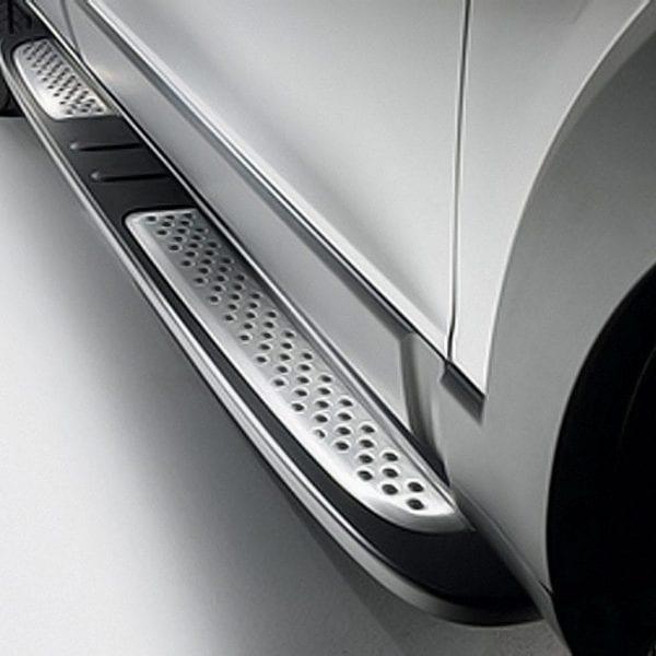 Side Steps For Use With Chevrolet Captiva 2009 To 2014 - chameleonsidesteps.co.uk