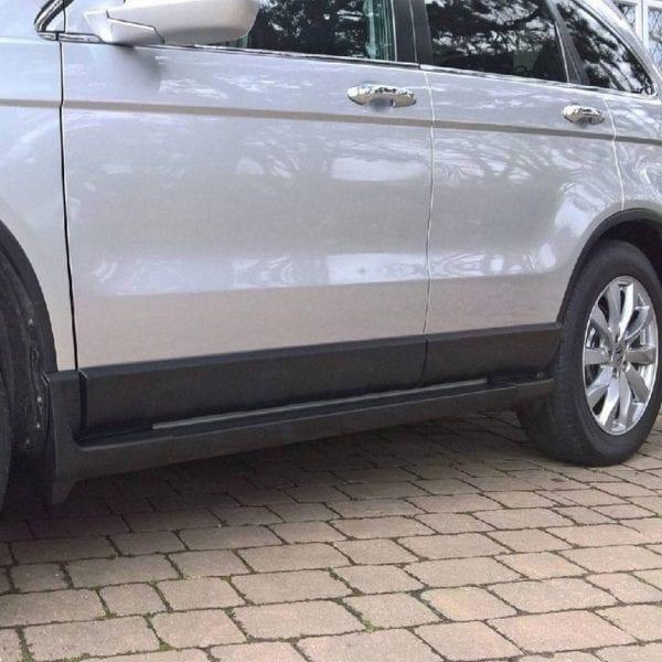 Side Steps For Use With Honda Cr-v 2007 – 2011 - chameleonsidesteps.co.uk