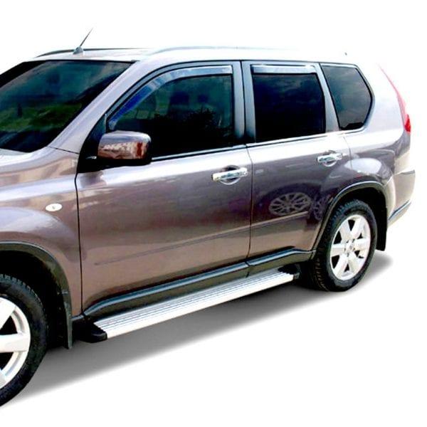 Side Steps For Use With Nissan Qashqai 2007 – 2014 - chameleonsidesteps.co.uk
