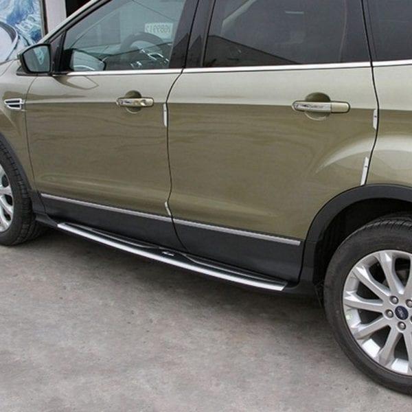 Side Steps For Use With Ford Kuga 2013 To 2018 - chameleonsidesteps.co.uk