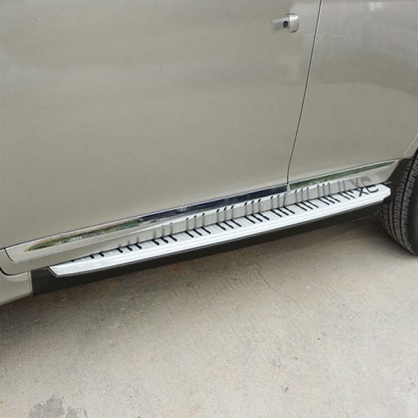 Side Steps For Use With Volvo Xc60 2008 To 2013 - chameleonsidesteps.co.uk