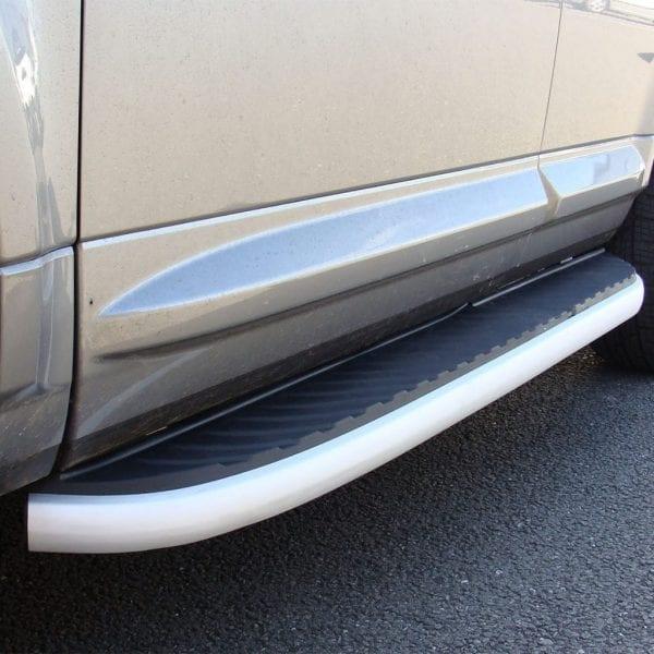 Side Steps For Use With Land Rover Freelander 2 2006 – 2014 - chameleonsidesteps.co.uk