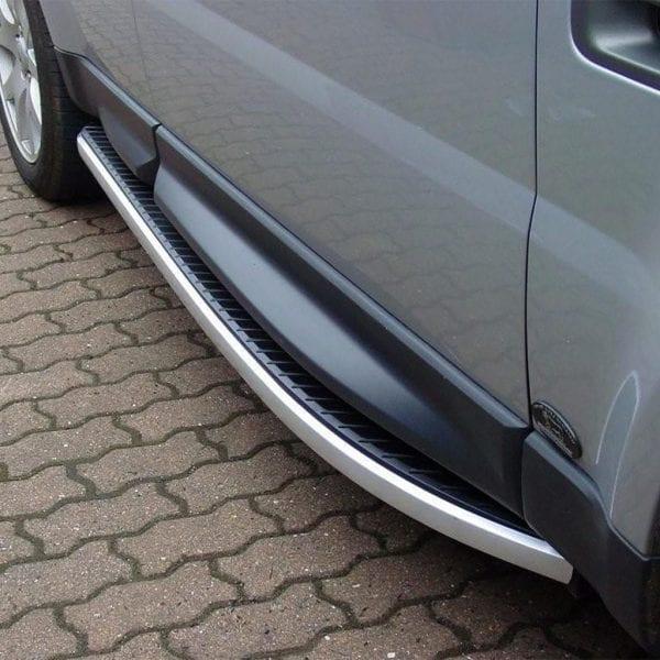 Side Steps For Use With Land Rover – Range Rover Sport 2006 – 2013 With Pre-cut Sills - chameleonsidesteps.co.uk