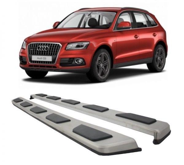 Side Steps For Use With Audi Q5 2008 – 2017 - chameleonsidesteps.co.uk