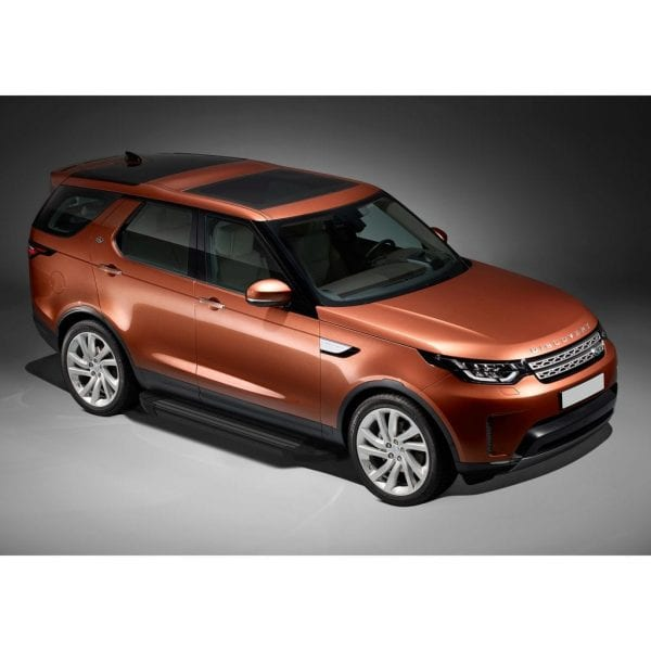 Side Steps / Running Boards To Fit Land Rover Discovery 5 - chameleonsidesteps.co.uk