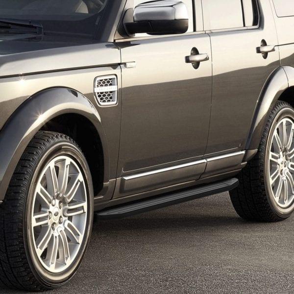 Side Steps / Running Boards To Fit Land Rover Discovery 5 - chameleonsidesteps.co.uk
