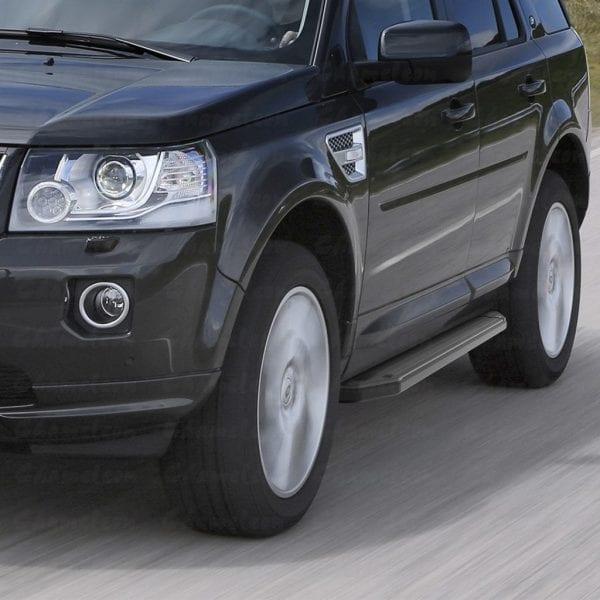 Side Steps / Running Boards To Fit Land Rover Freelander 2 (l359 Model) 2006 – 2014 - chameleonsidesteps.co.uk