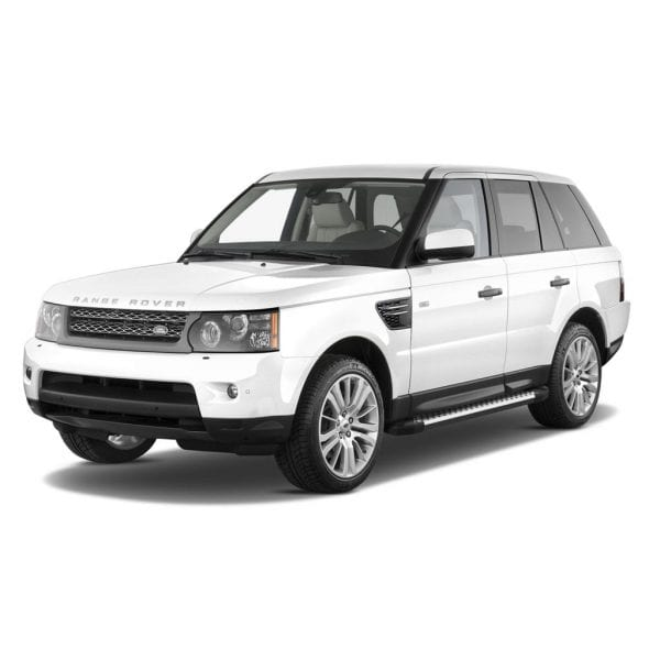 Running Boards / Side Steps For Use On A Range Rover Sport (l320) 2005 – 2013 - chameleonsidesteps.co.uk