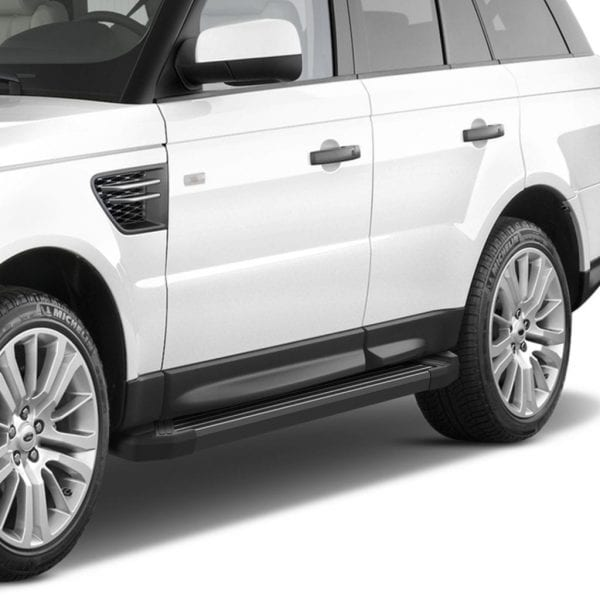 Running Boards / Side Steps For Use On A Range Rover Sport (l320) 2005 – 2013 - chameleonsidesteps.co.uk