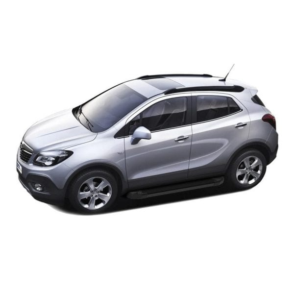 Heavy Duty Side Steps / Running Boards For Use On Vauxhall Mokka 2012-2016 - chameleonsidesteps.co.uk