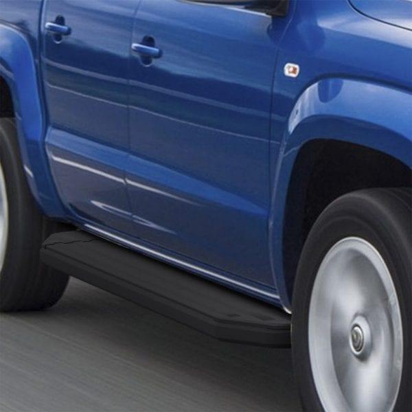 Side Steps / Running Boards For Use On Volkswagen Amarok 2016 Onwards Facelift - chameleonsidesteps.co.uk