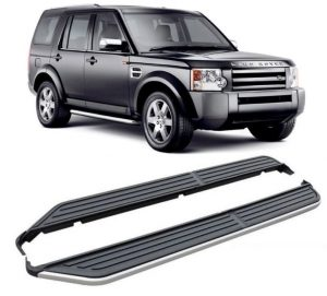 Land Rover Discovery 3 / 4 OEM Style Side Steps 2004 - 2016