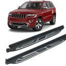 Side Steps for use with Jeep Grand Cherokee 2011 to Present