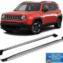 Side Steps for use with Jeep Renegade 2015 to Present