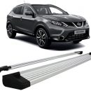 Side Steps for use with Nissan Qashqai 2015 to present