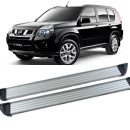 Side Steps for use with Nissan X-Trail 2007 - 2013